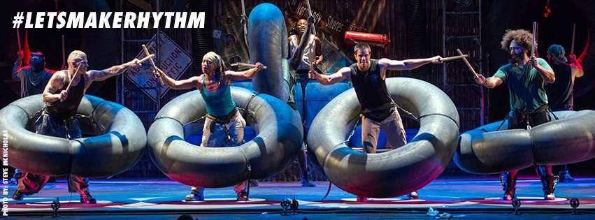 STOMP le célèbre spectacle de percussions est de retour du 26 janvier au 7 février 2016 au Casino de Paris