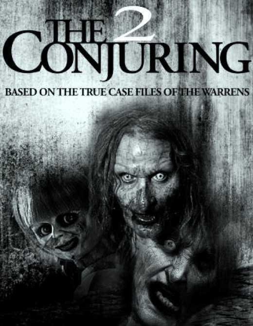 #TheConjuring2 vient de dévoiler son premier trailer - le 10 juin 2016 au Cinéma