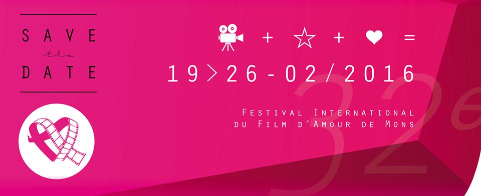 Festival International du Film d'Amour de Mons 2016 #FIFA