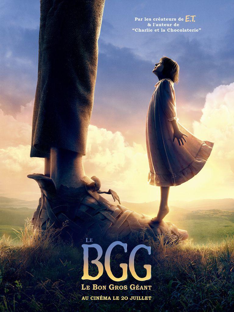 LE BON GROS GÉANT réalisé par Steven Spielberg - le 20 Juillet 2016 au Cinéma