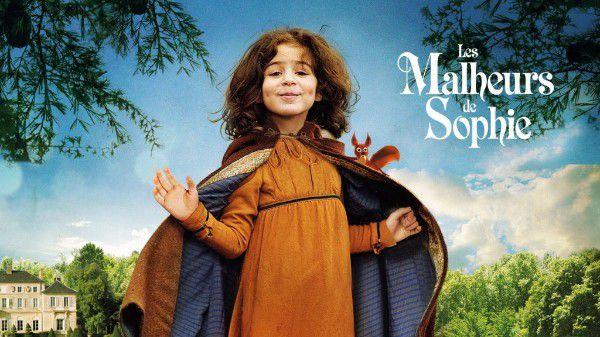 LES MALHEURS DE SOPHIE La Bande Annonce du film de Christophe Honoré - le 20 avril au Cinéma
