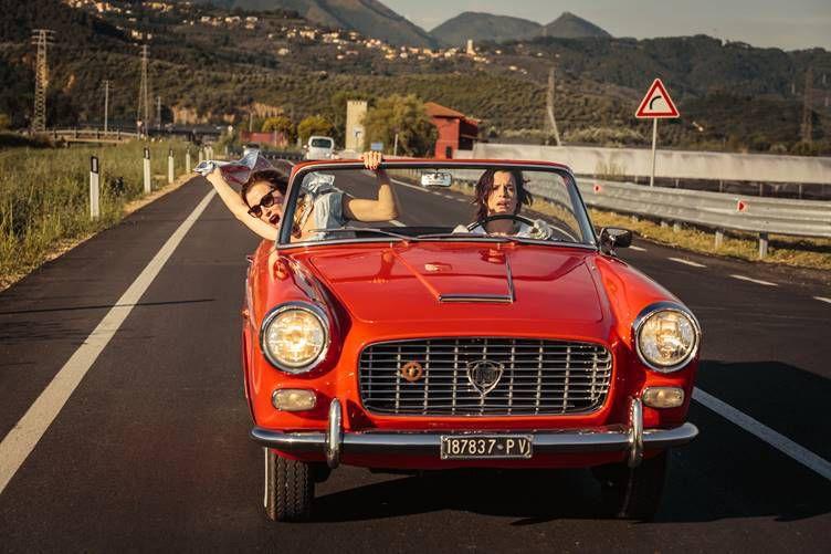 FOLLES DE JOIE (La Pazza Gioia) sélectionné à la Quinzaine des Réalisateurs à #Cannes2016 et au Cinéma le 8 Juin