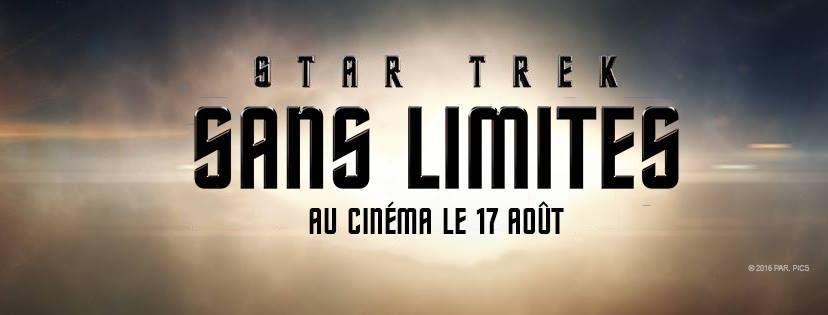 STAR TREK SANS LIMITES - La nouvelle bande-annonce et l'affiche teaser #StarTrek #SansLimites