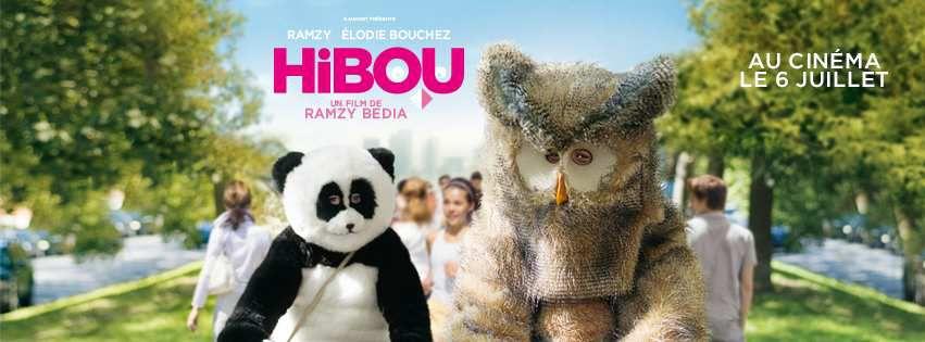 HIBOU ! de et avec Ramzy Bedia, Élodie Bouchez, Lucie Laurier au Cinéma le 6 Juillet 2016
