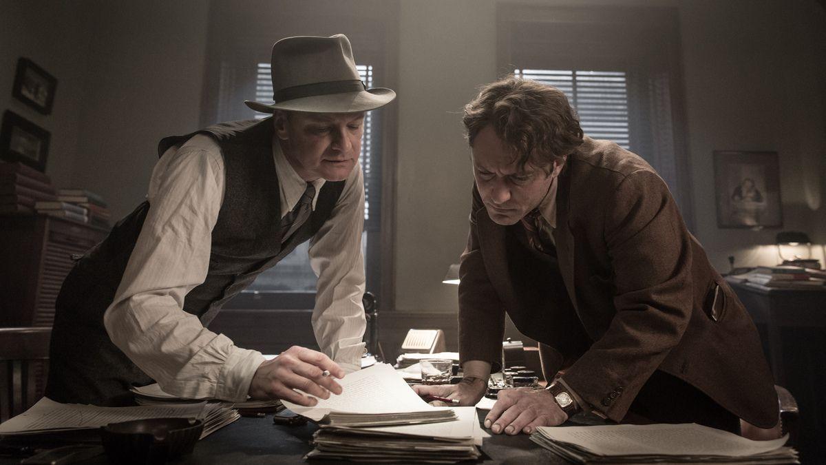 GENIUS avec Colin Firth et Jude Law - Bande Annonce - au Cinéma le 27 Juillet