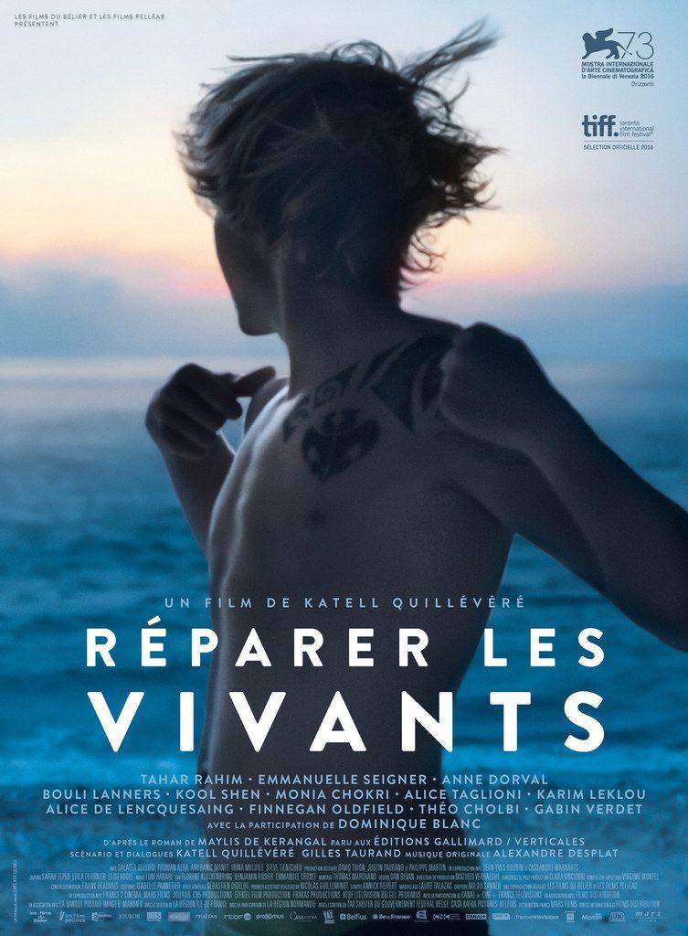 RÉPARER LES VIVANTS avec Anne Dorval, Emmanuelle Seigner, Tahar Rahim au Cinéma le 2 Novembre 2016