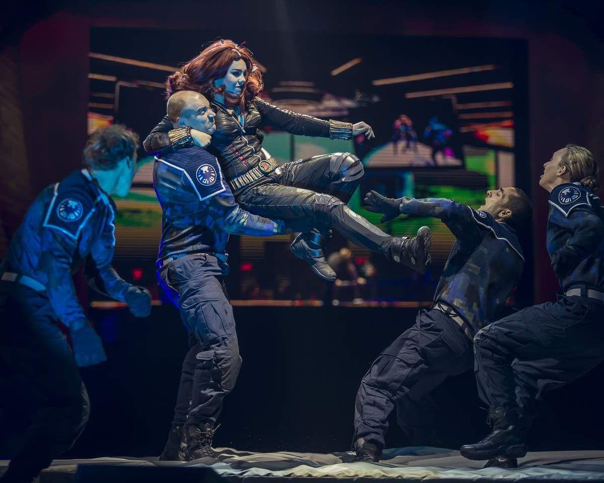 Marvel Univers Live - L'univers Marvel en spectacle ! à l'Accor Hôtels Arena Paris pour les petits et les grands