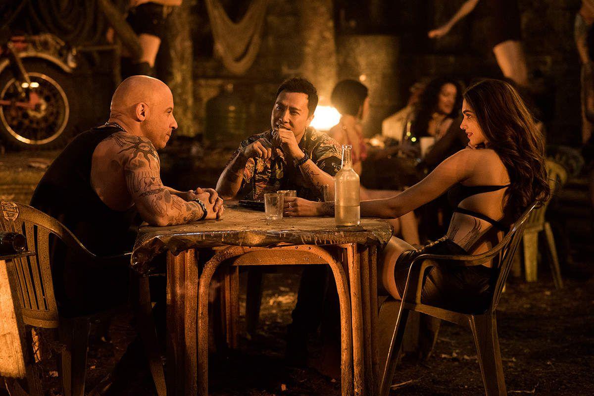 xXx : REACTIVATED - Vin Diesel, de l'action et de l'exXxtrême le 18 Janvier 2017 au Cinéma #xXxReactivated