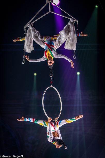 """CIRQUE PHENIX - Le spectacle """"CirkaCuba"""" ! à Paris jusqu'au 15 janvier 2017 puis en tournée"""