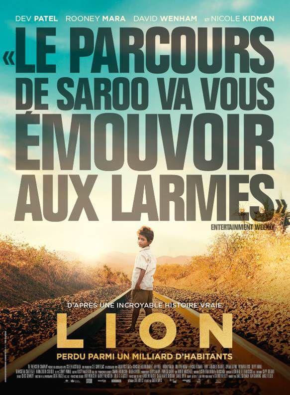 LION Avec Dev Patel, Nicole Kidman et Rooney Mara au Cinéma le 22 Février #LION