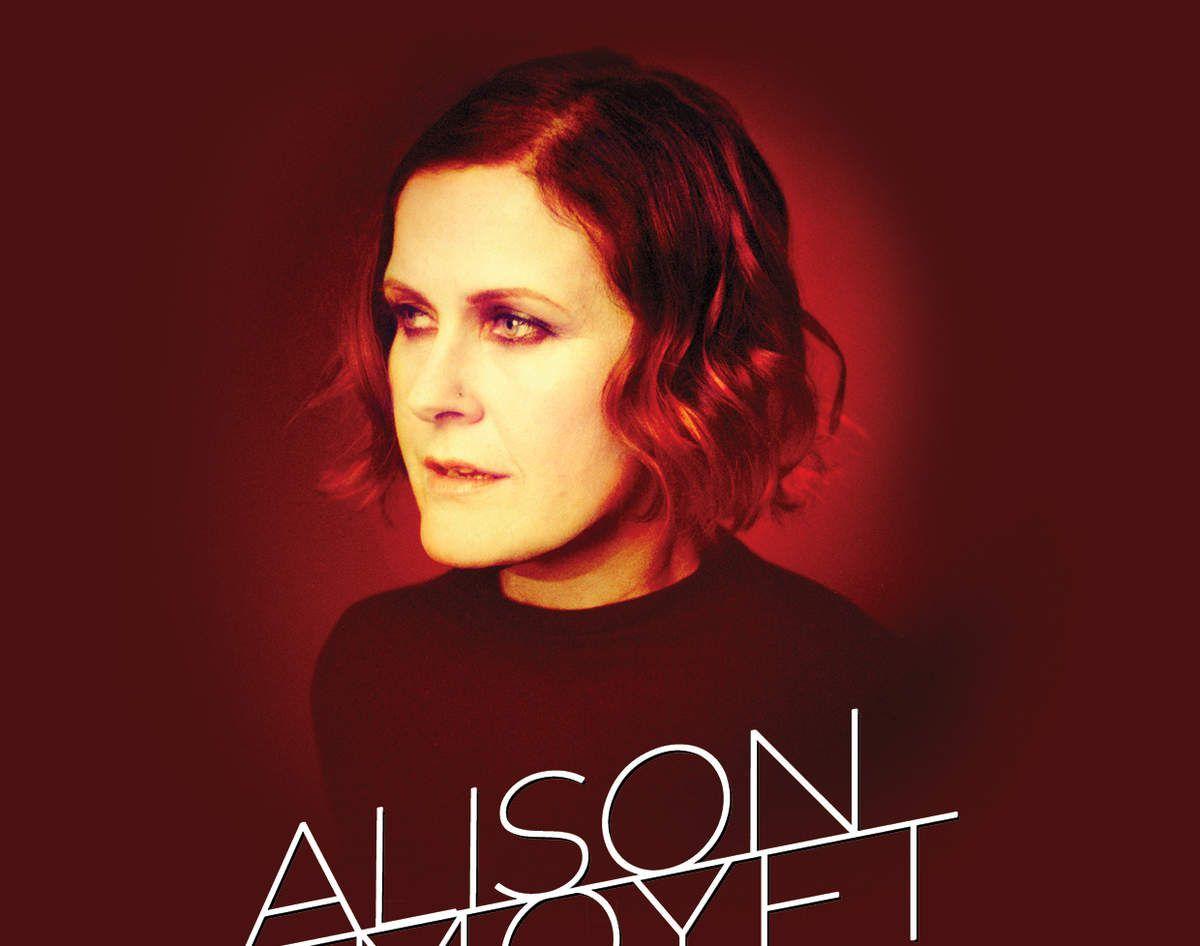 ALISON MOYET EN CONCERT à l'Alhambra à Paris le 20 décembre 2017 !
