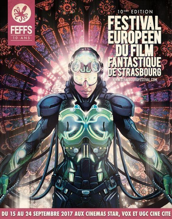 Festival Européen du Film Fantastique de Strasbourg - William Friedkin invité d'honneur de la 10ème édition