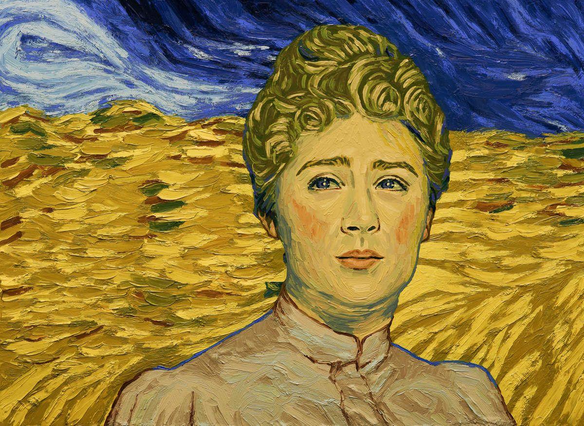 La Passion Van Gogh, avec la voix de Pierre Niney au Cinéma le 11 Octobre 2017