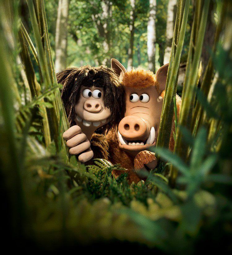 Après Wallace & Gromit et  Shaun le Mouton, CRO MAN le nouveau film des studios Aardman ! au Cinéma le 31 Janvier 2018