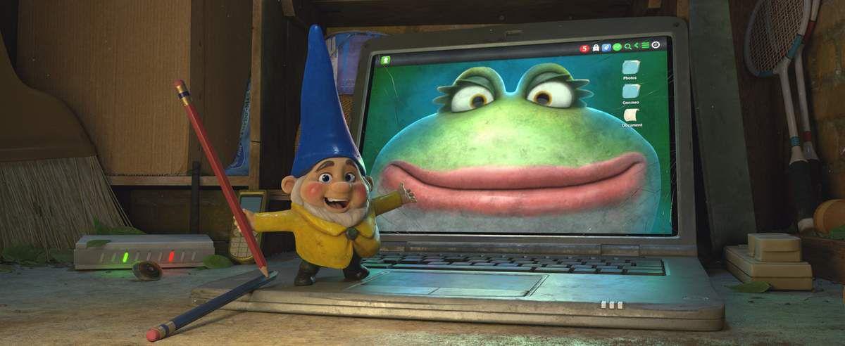 SHERLOCK GNOMES Une nain-croyable aventure au Cinéma le 11 avril 2018