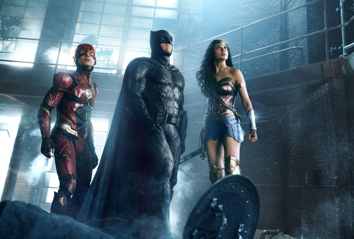 La Justice League débarque en Achat Digital le 15 Mars et en Vidéo le 21 Mars