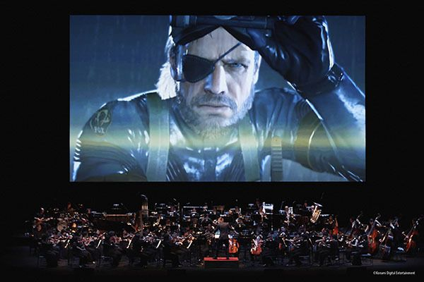 METAL GEAR en Concert à Paris le 28 octobre 2018