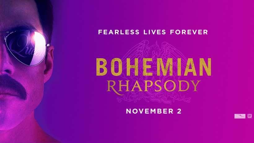 BOHEMIAN RHAPSODY - le 1er Teaser du Biopic sur Queen