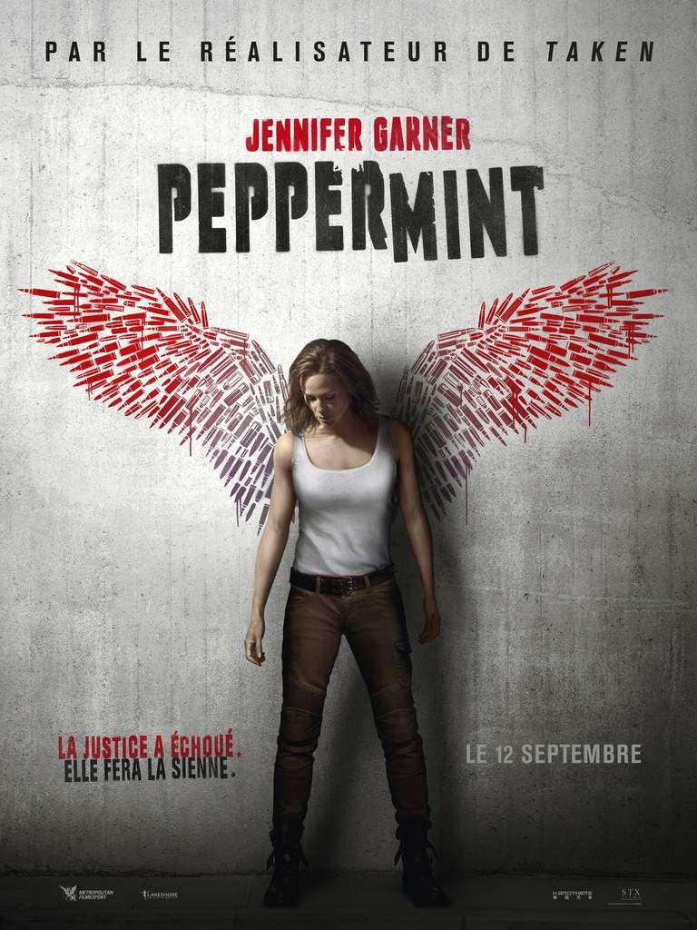 PEPPERMINT avec Jennifer Garner. Un film d'action par le réalisateur de Taken le 12 septembre 2018 au cinéma !