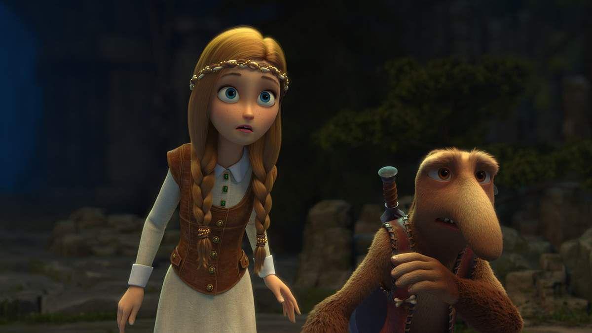 La Princesse des Glaces, Le monde des Miroirs Magique - au Cinéma le 17 Avril 2019