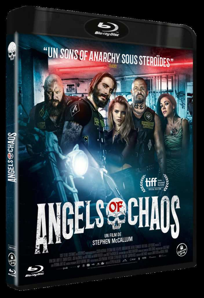 ANGELS OF CHAOS en Vidéo/Digital le 8 mai 2019