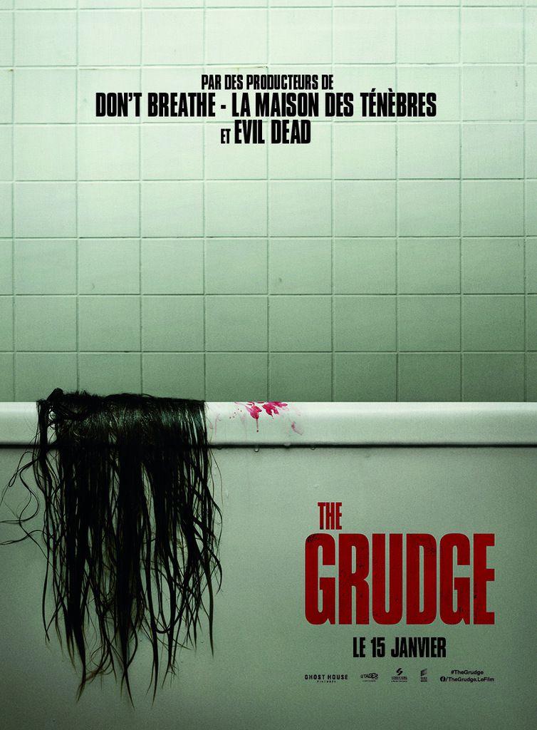 THE GRUDGE - L'Affiche et La Bande Annonce - au Cinéma le 15 janvier 2020
