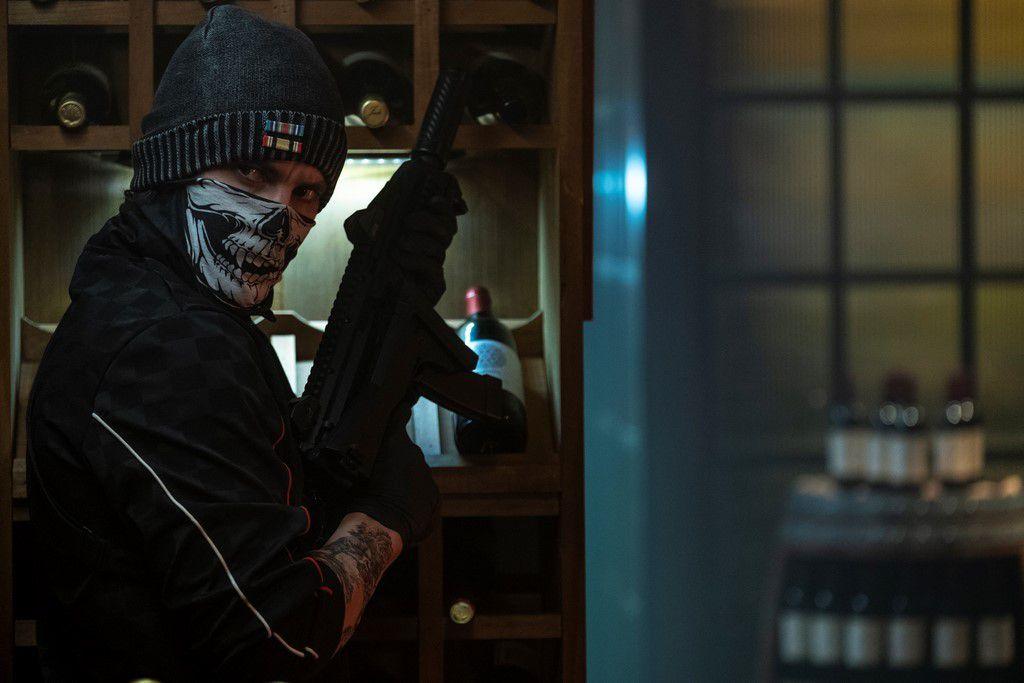 MANHATTAN LOCKDOWN avec Chadwick BOSEMAN - La Bande Annonce et les premières images au Cinéma le 1er Janvier 2020