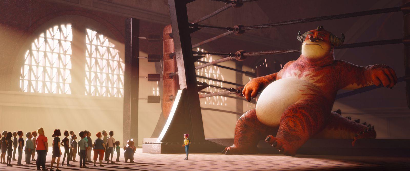 STEVE - Bête de Combat : une première bande-annonce qui envoie du lourd ! au Cinéma le 3 Fevrier 2021