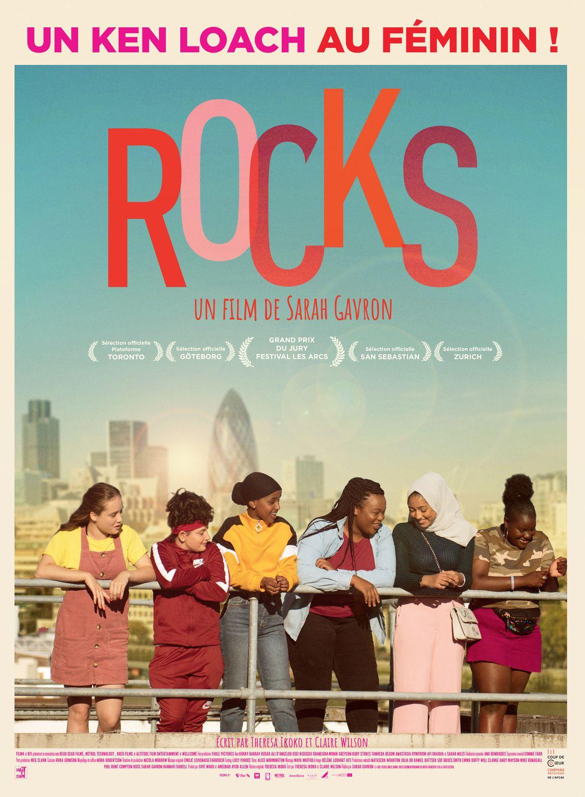 ROCKS de Sarah Gavron au Cinéma le 16 Septembre 2020