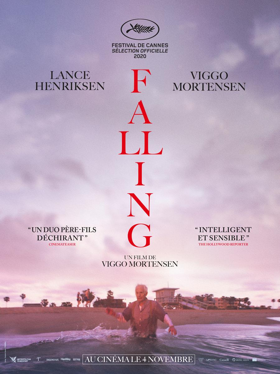 FALLING Un film de Viggo Mortensen avec Lance Henriksen au Cinéma le 4 Novembre 2020