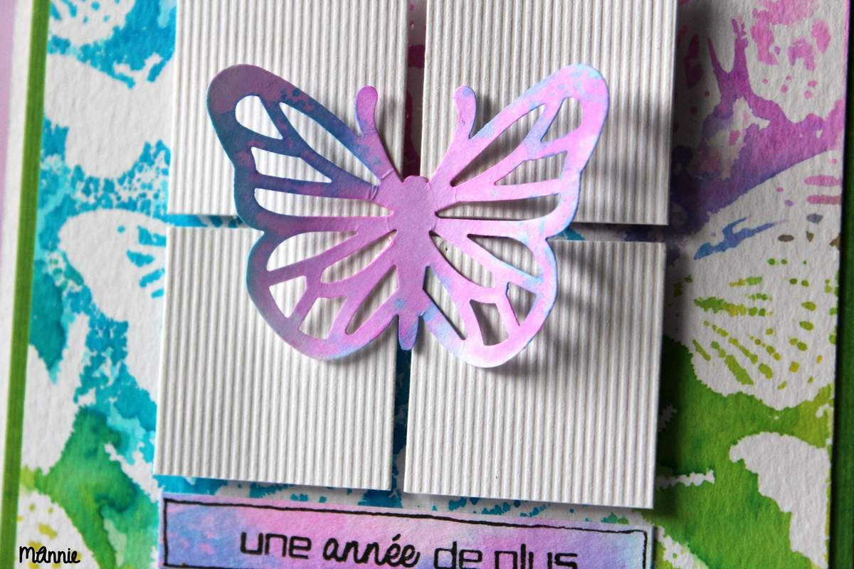 défi sketch carte octobre / Scrap&Co