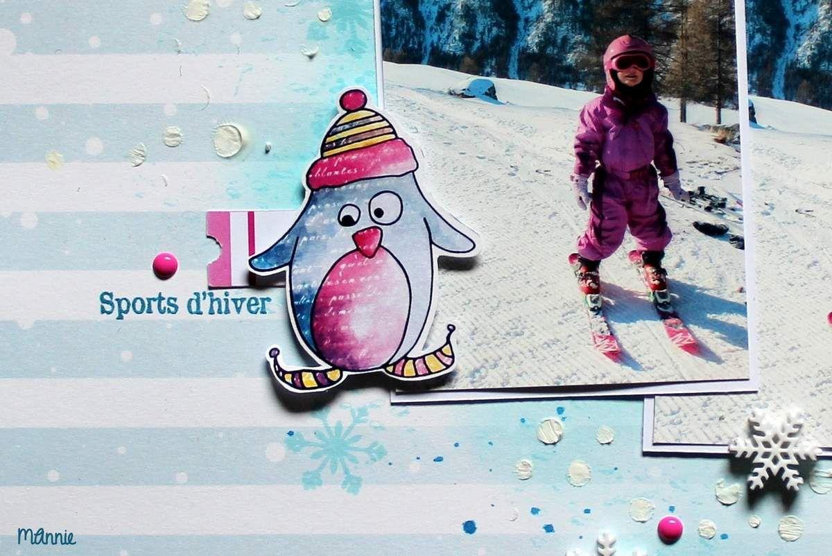 sports d'hiver / lift MIS