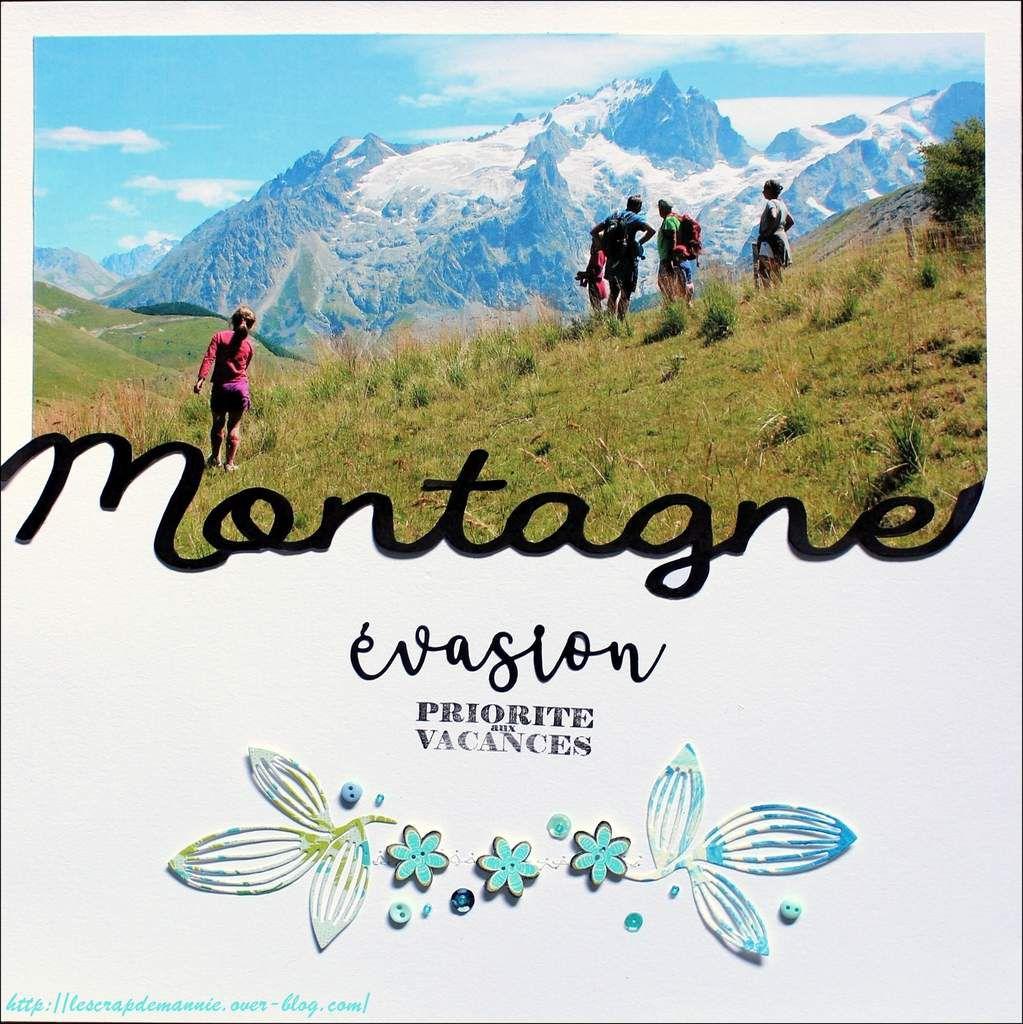 Montagne / lift page sur  MIS