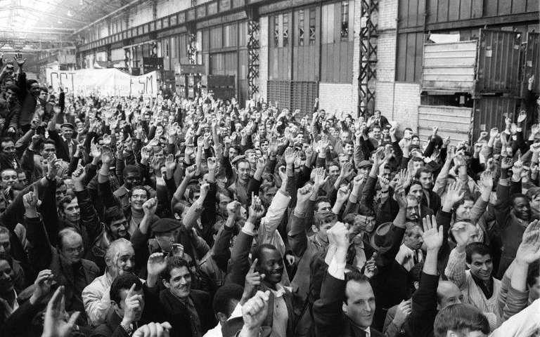 Film:Le Mai 1968 de la CGT en Béarn