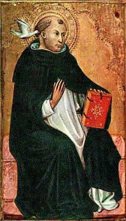 Saint Thomas d'Aquin, Dominicain, docteur de l'Eglise (1225-1274) - Mémoire