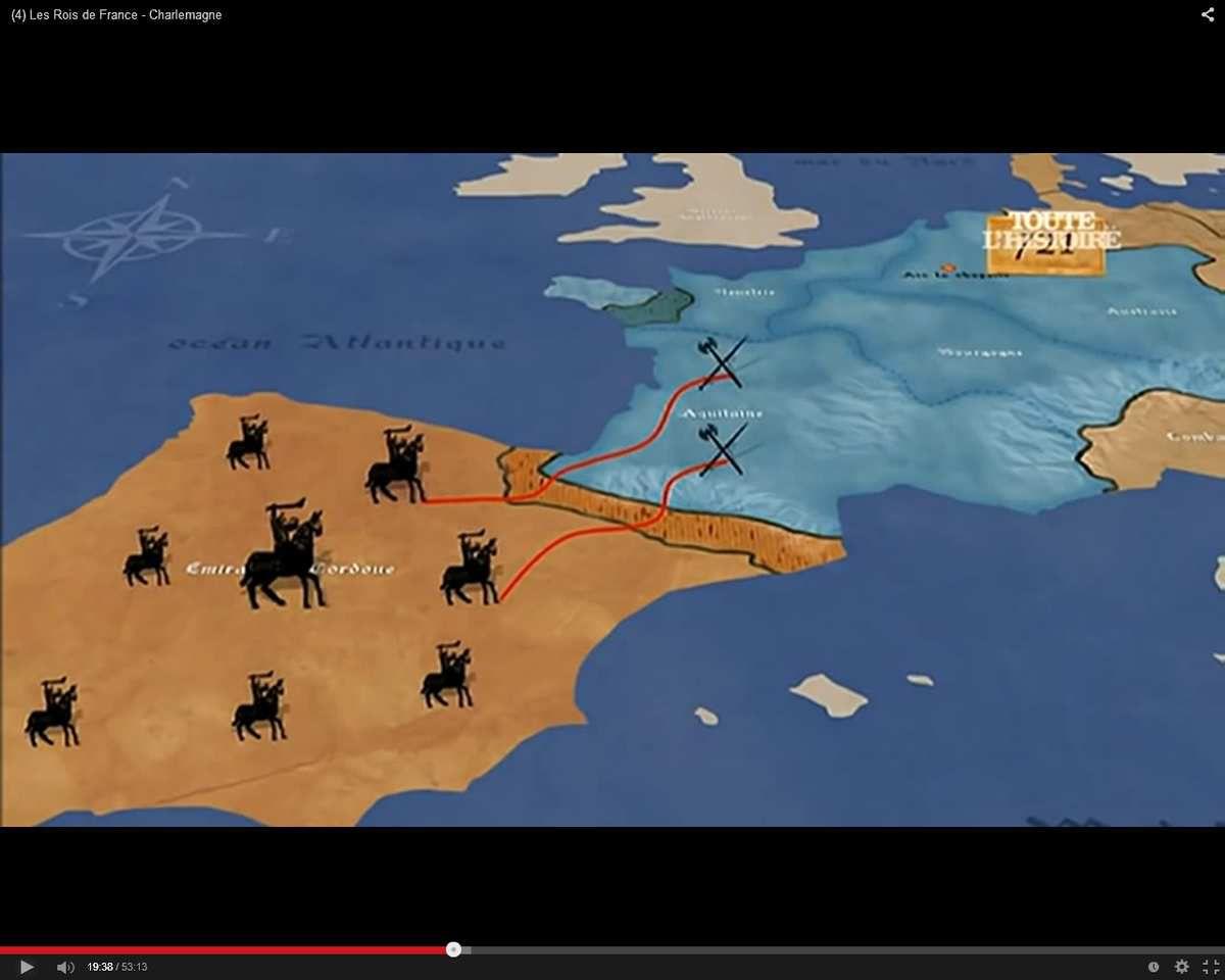 (4) Les Rois de France - Charlemagne