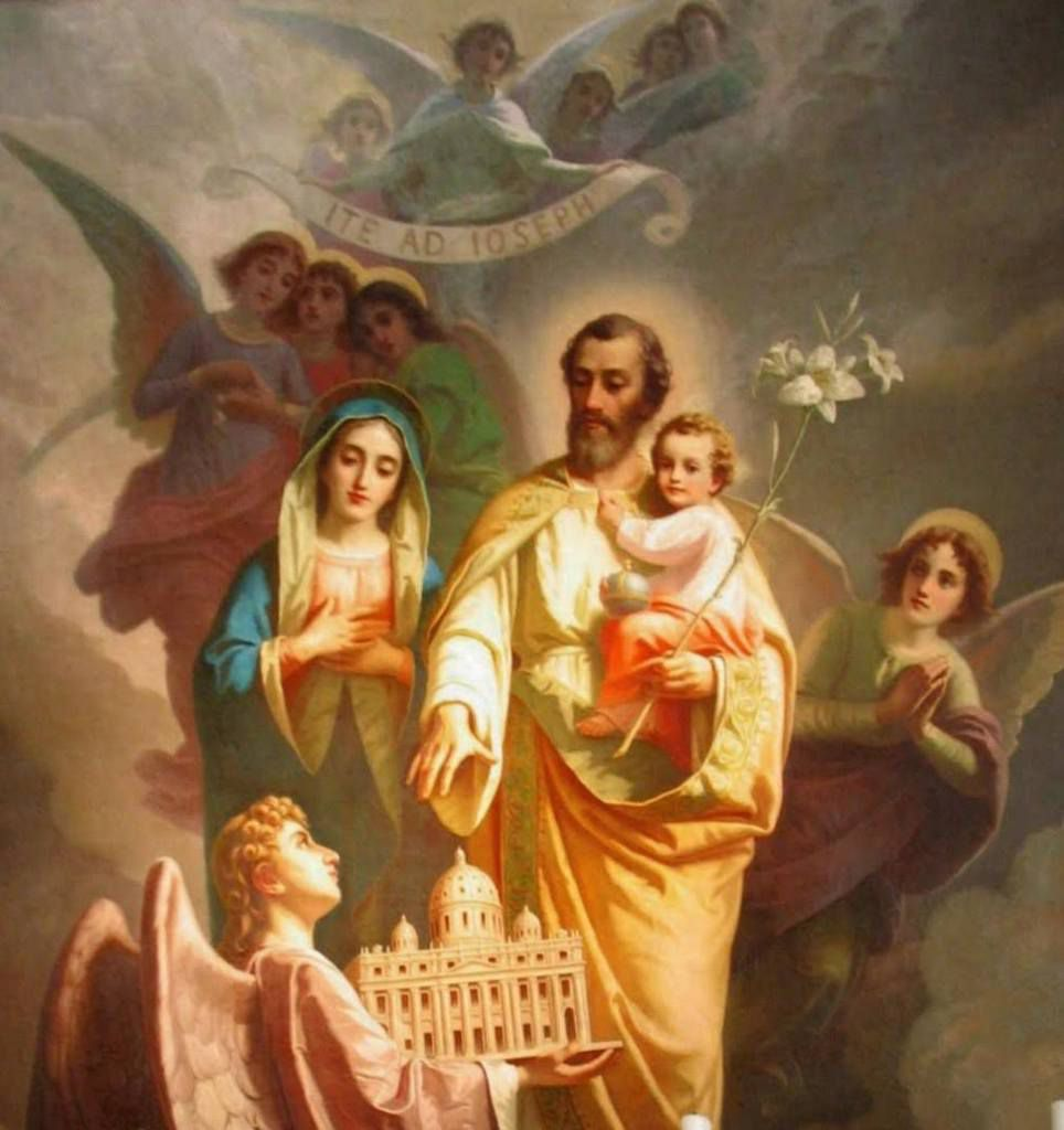 Litanies de Saint Joseph