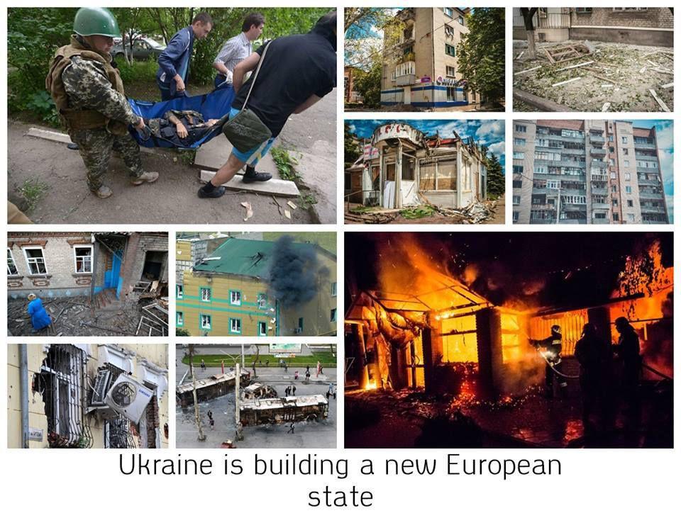 Deux poids deux mesures d'Obama en Syrie et en Ukraine