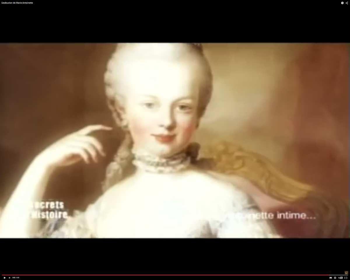 """Les dernières heures de Marie-Antoinette : """"Je pardonne à tous mes ennemis le mal qu'ils m'ont fait"""""""