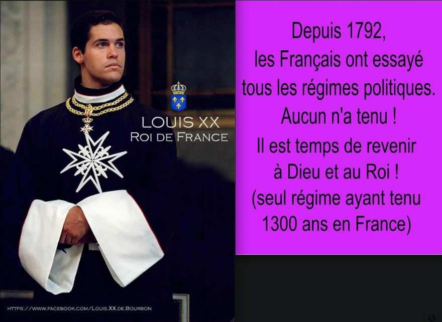 Discours du prince Louis de Bourbon pour la commémoration du tricentenaire de la mort du Roi Louis XIV (1715-2015)