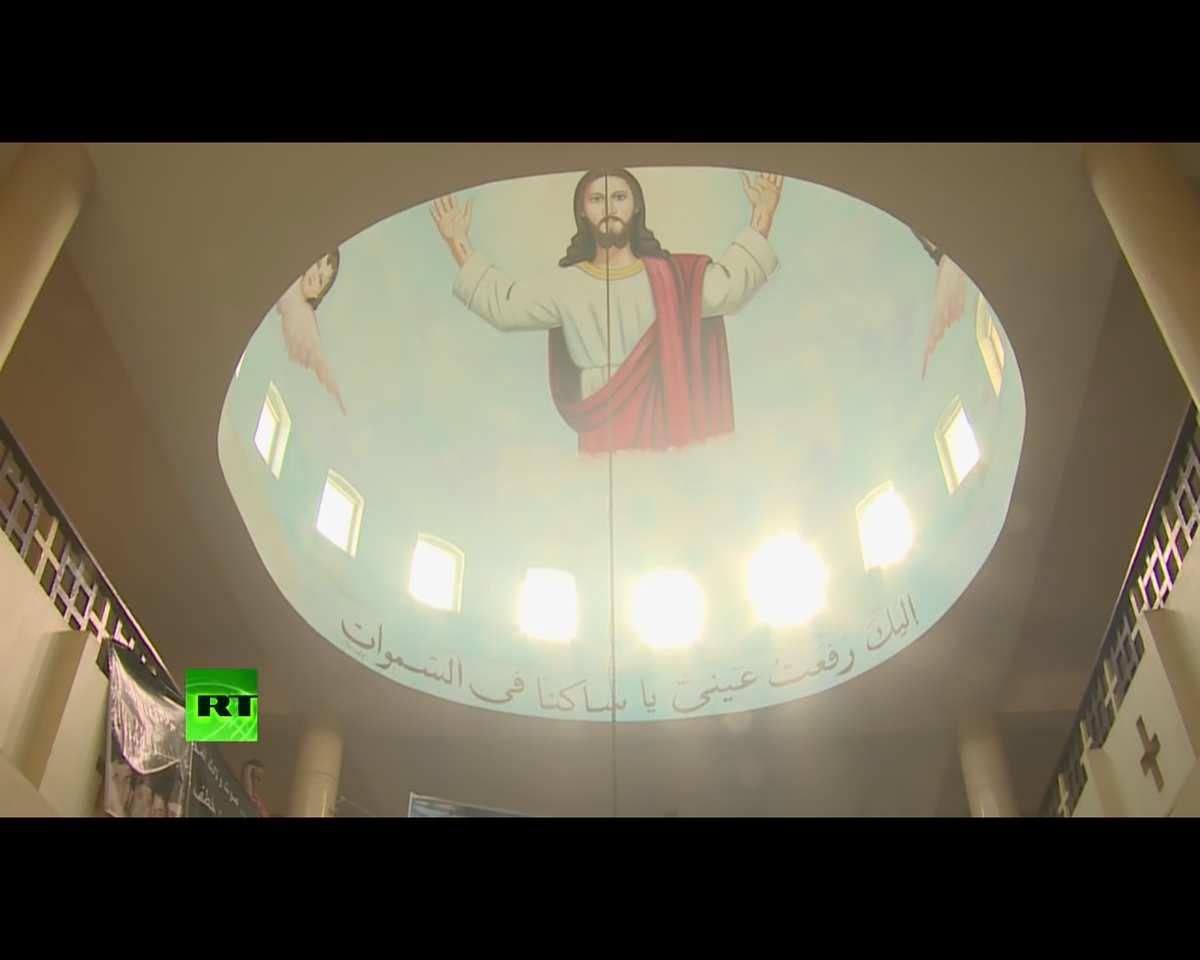 """DAESH contre JÉSUS : """"La nuit de leur mort, la Sainte Vierge est venue nous rendre visite"""""""