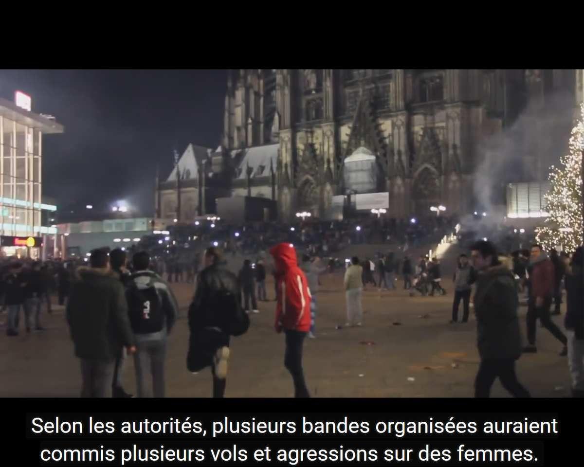 Migrants : la ville de Cologne transformée en un innommable coupe-gorge en l'espace d'une nuit