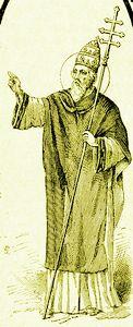 Saint Marcel, Pape et martyr († 310)