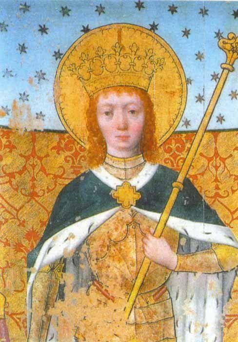 Saint Eric, roi de Suède, Martyr († 1161)