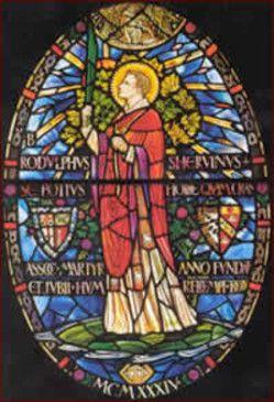 Saint Raoul Milner et ses compagnons, martyrs en Angleterre (+ 1591)