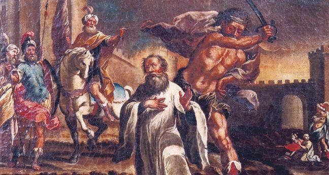 Saint Euloge de Cordoue, martyr en 859