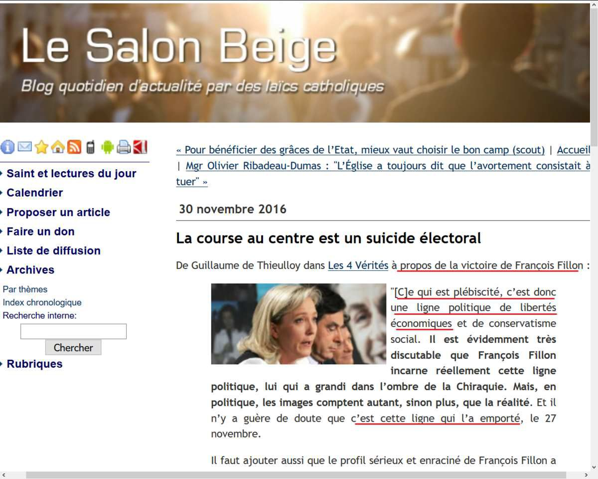 Un salon beige lib ral en conomie de plus en plus for Blog salon beige