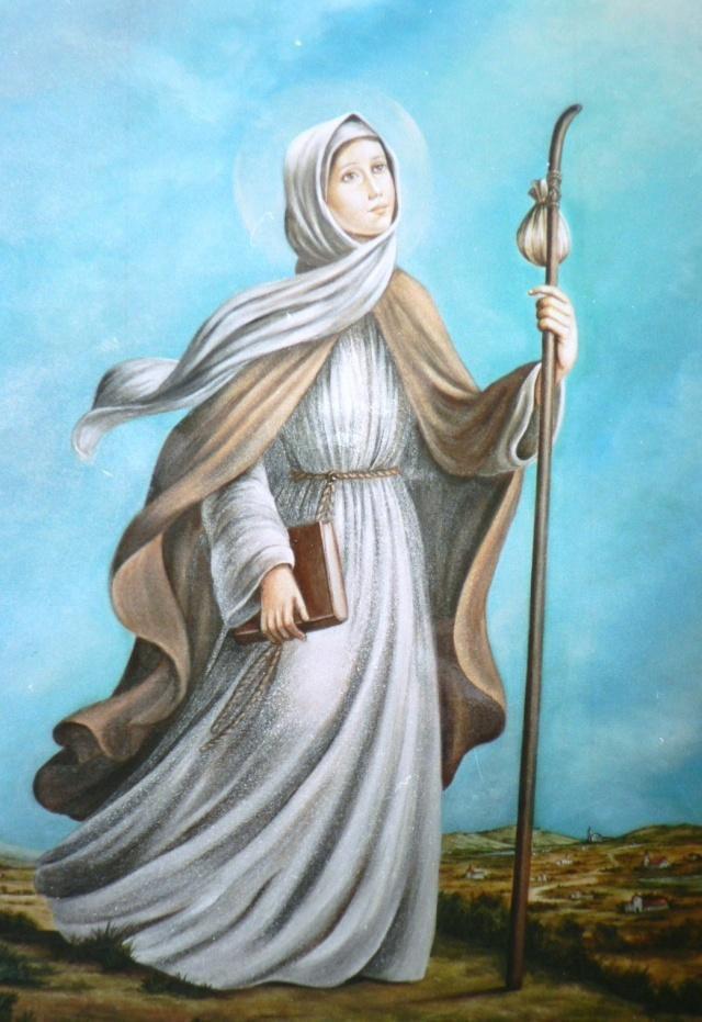 Sainte Angèle Merici, Fondatrice de la Congrégation des Ursulines († 1540)