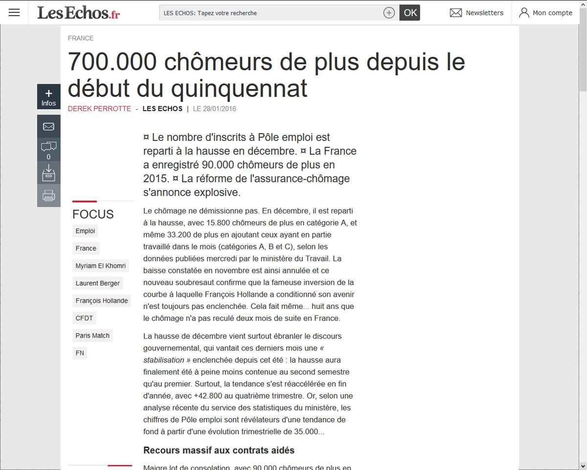 """François Hollande : """"Je laisse la France dans un état bien meilleur que celui que j'ai trouvé"""""""