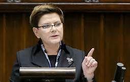 Beata Szydlo : est-ce que nous voulons des responsables politiques qui prétendent que nous devons nous habituer à ces attaques ?